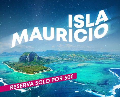 Viajes Isla Mauricio